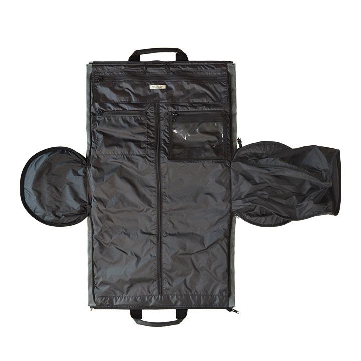 Garment Bag Flat Interior